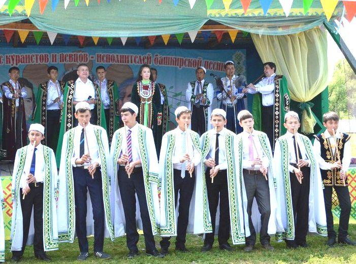 Конкурсы о башкирских певцах